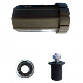 Embout coffre extérieur diamètre 60 mm