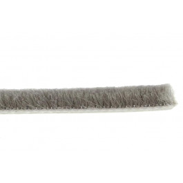 Joint brosse 7 mm Gris