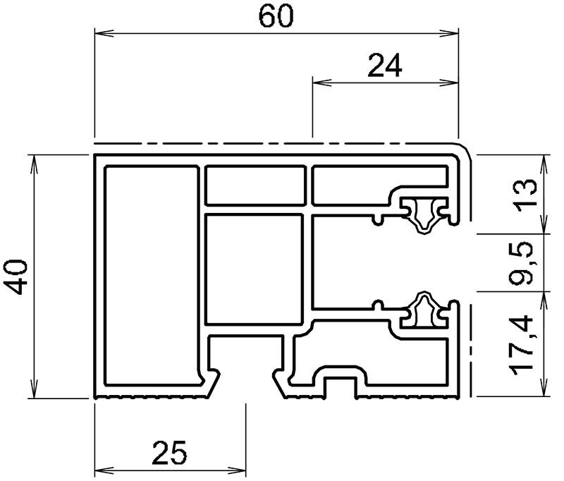 coulisse pour volet roulant pvc. Black Bedroom Furniture Sets. Home Design Ideas