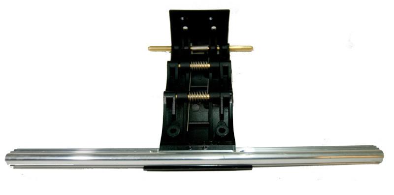 Attache lame de volet 77mm for Garage a domicile 78