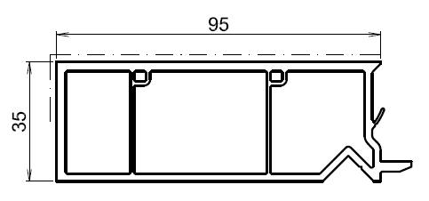 Tap e d 39 isolation pour fenetre blanche 95mm - Tapee fenetre pvc ...