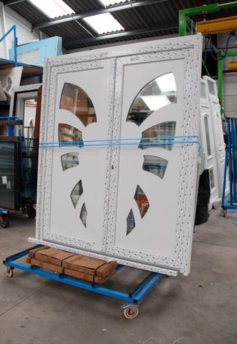 fabrication de portes sur mesures