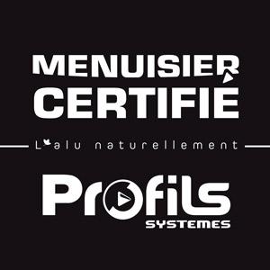 menuisier certifié profils systemes