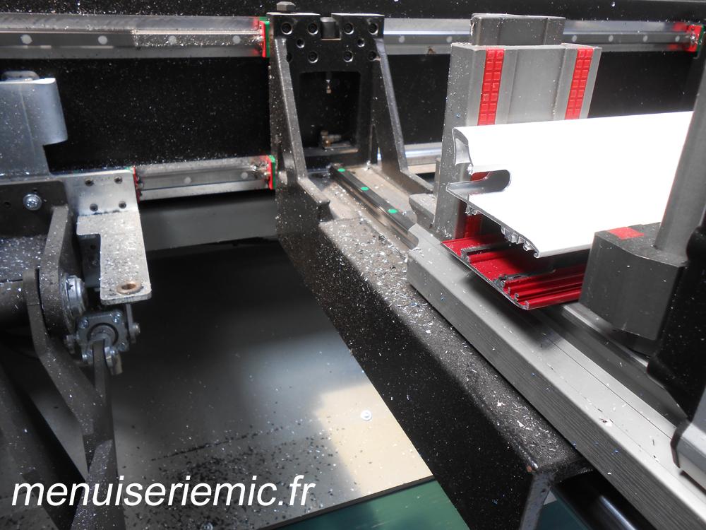 fabrication menuiseries alu