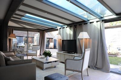verandas aluminium - photo Florence Clot